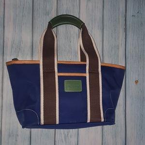 Small blue Coach Bag
